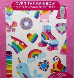 OOLY Tattoo Palooza-Over The Rainbow