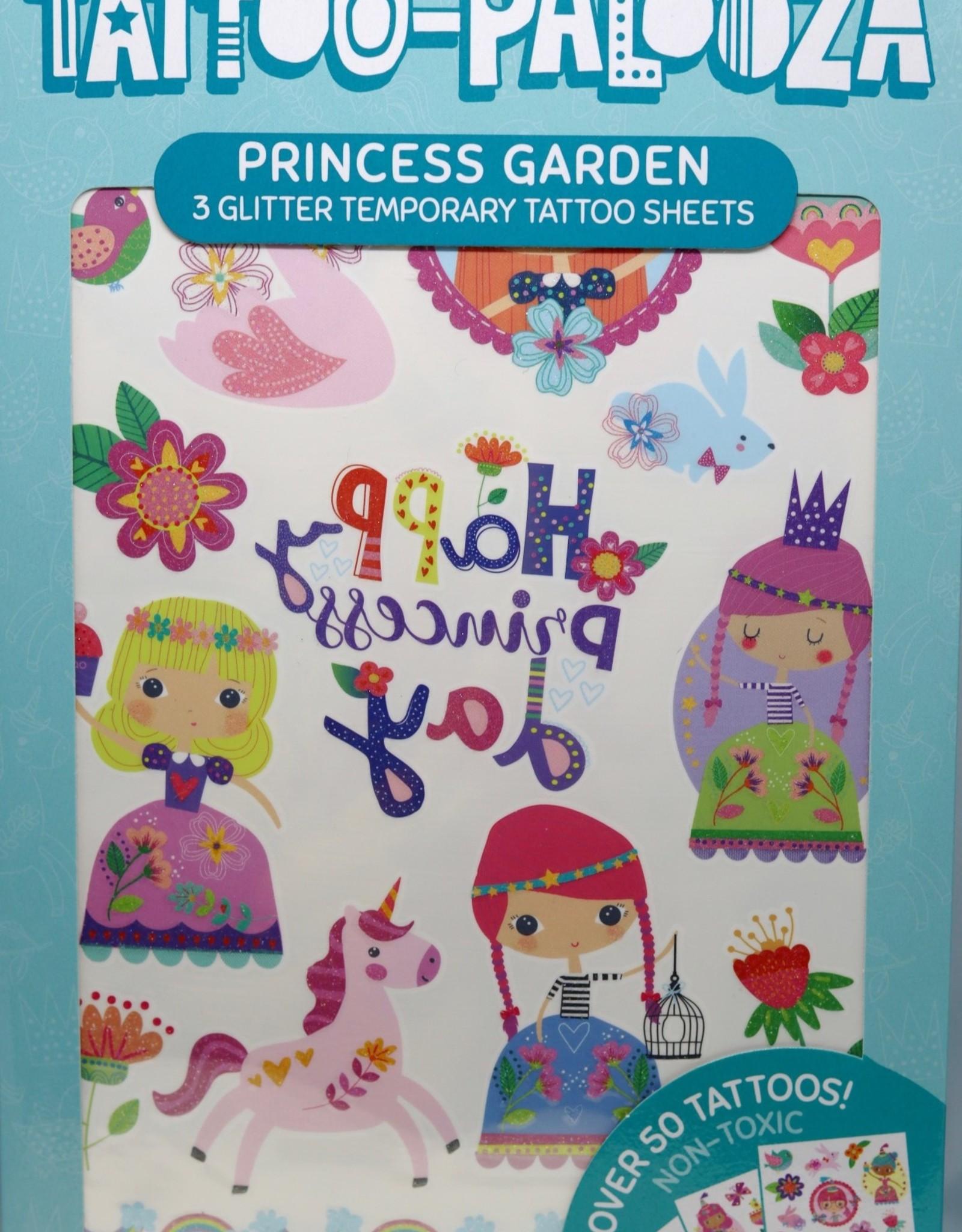 OOLY Tattoo Palooza-Princess Garden