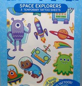 OOLY Tattoo Palooza-Space Explorers