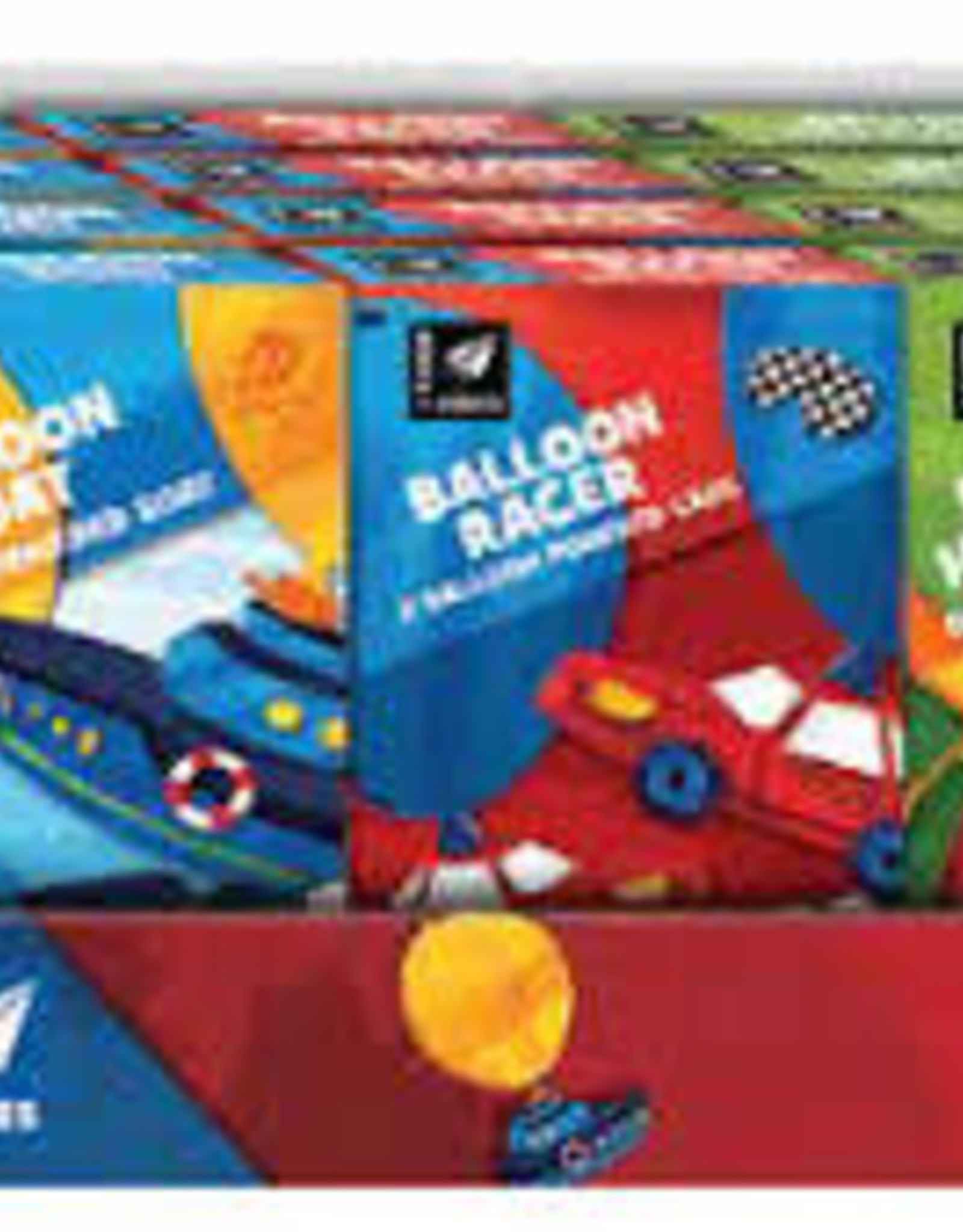 Family Games of America Balloon Boat