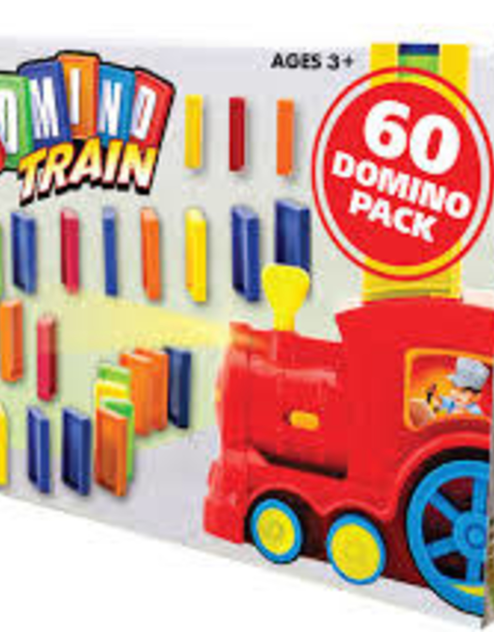 Schylling Domino Train 60 refill pack