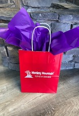 Gift Wrapping Red w Purple
