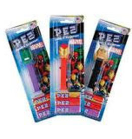 Pez Pez Blister Pack-Super Hero