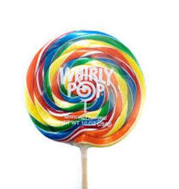 "Whirly Pop Adams & Brooks Whirly Pop Rainbow 6oz 5.25"""