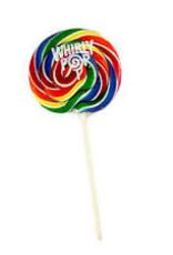 "Whirly Pop Whirly Pop Rainbow 1.5oz 3"""