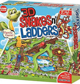 Playwell 3D Snakes & Ladders