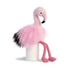 """Aurora Luxe-Ava Flamingo 12"""""""