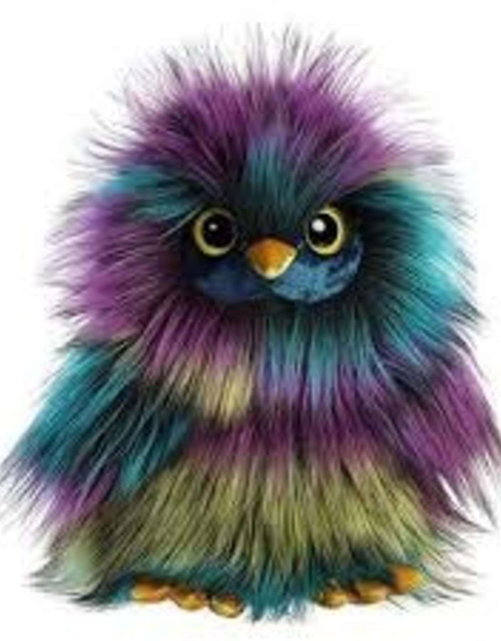 """Aurora Luxe-Eden Owl 10"""""""