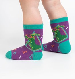 Sock It To Me TODDLER CREW: JURASSIC PARTY