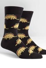 Sock It To Me MEN'S CREW: TACOSAURUS