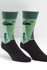 Sock It To Me MEN'S CREW: I BELIEVE