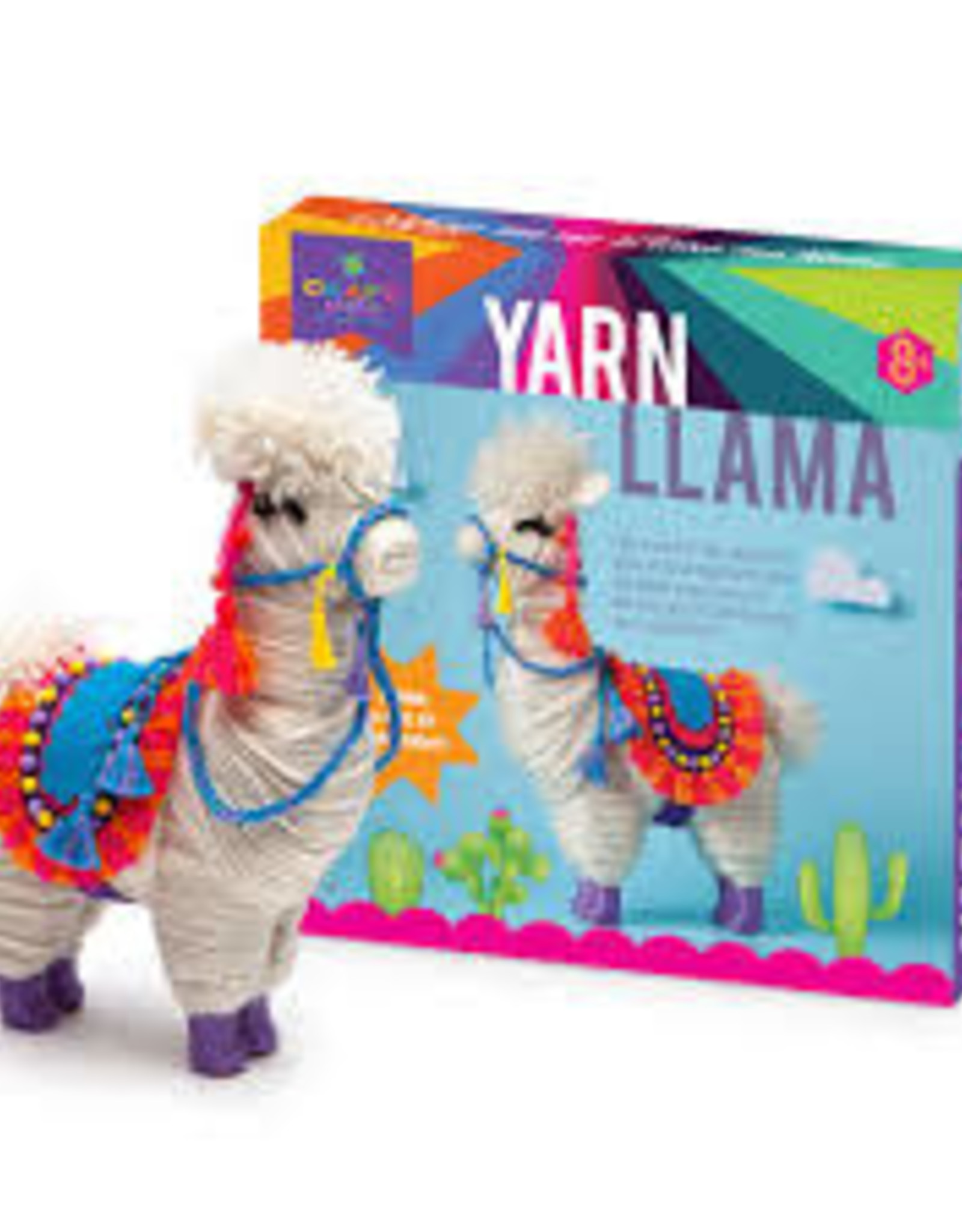 Ann Williams Yarn Llama