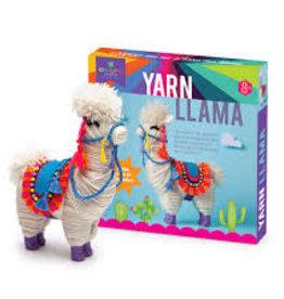 Ann Williams Yarn Llama
