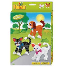 HAMA HAMA-DOGS & CATS