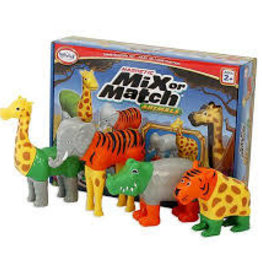 Popular Playthings Mix or Match Animals