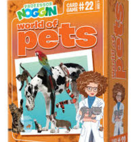 Professor Noggin Prof. Noggin World of Pets