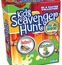 Outset Kids Scavenger Hunt