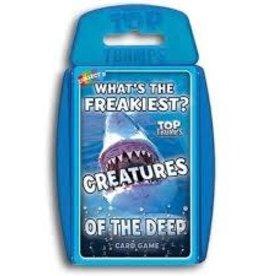 Top Trump Top Trumps: Creatures of the Deep