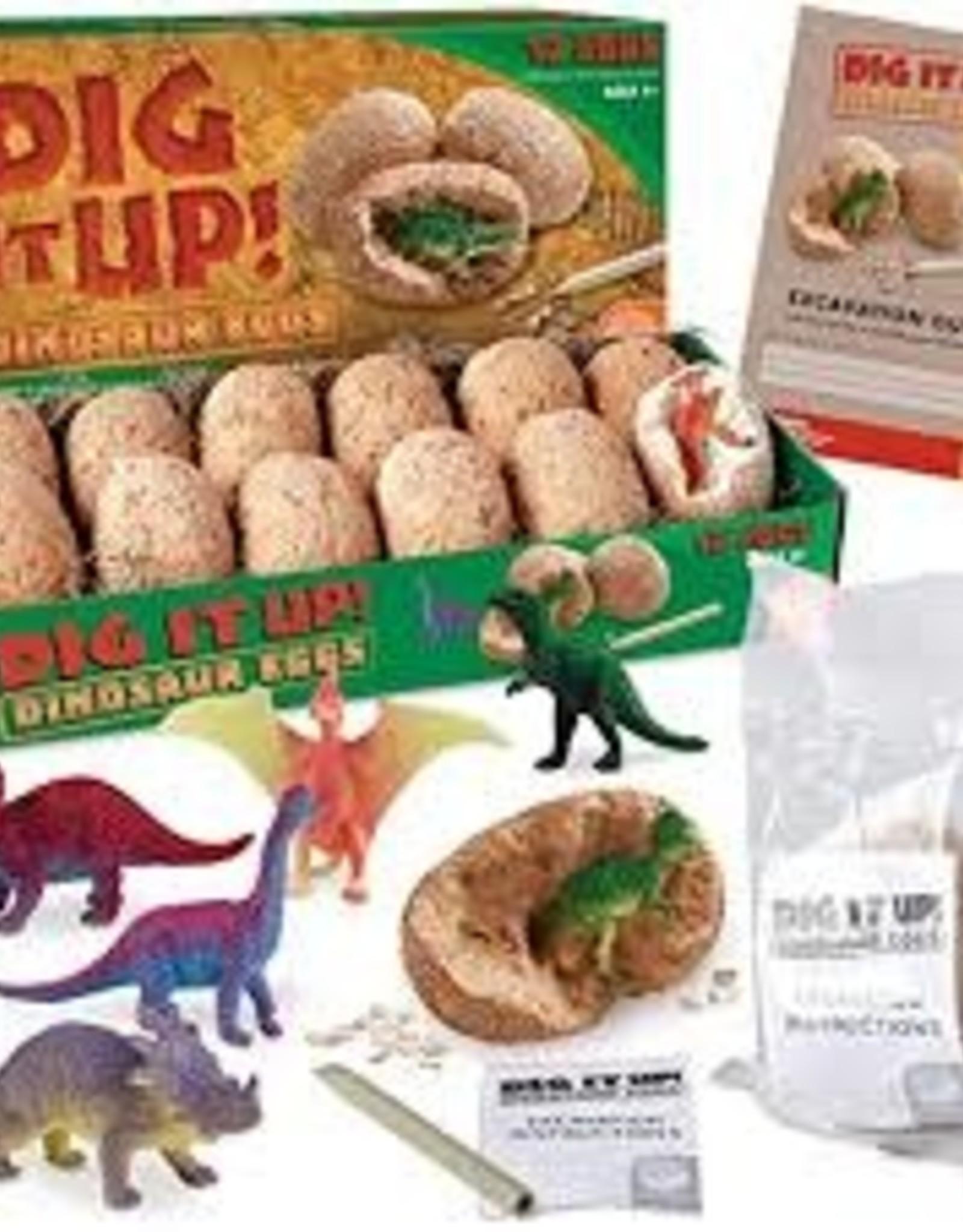 MindWare Dig It Up! Dinosaur Egg (singles)