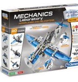 MECH.LAB:PLANES-HELICOP