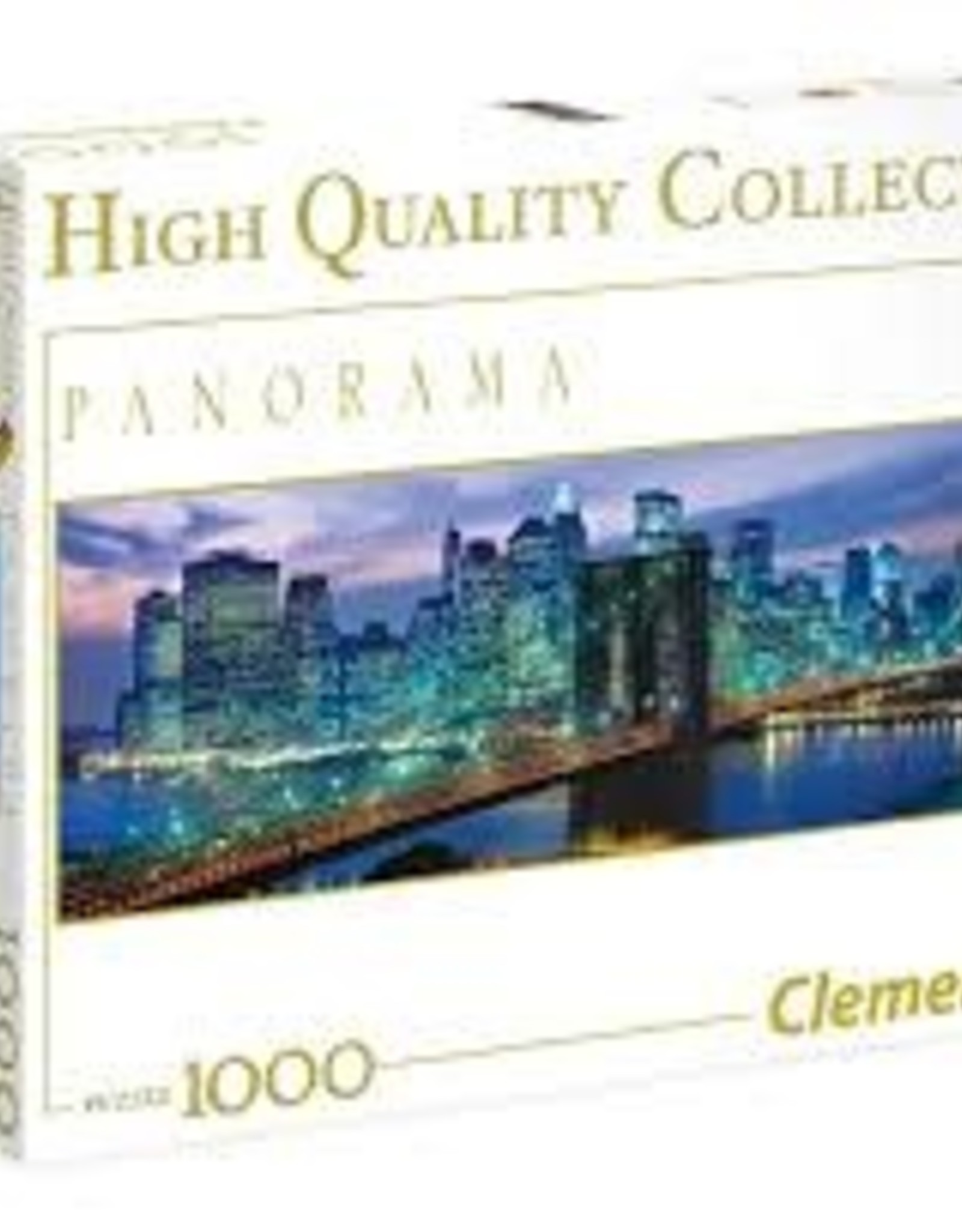 PANO-NEW YORK BROOKLYN BRIDGE 1000pc