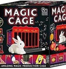 THE MAGIC CAGE