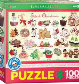 Eurographics Sweet Christmas 100PC
