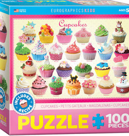 Eurographics Cupcakes 100PC