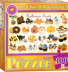 Eurographics Halloween Treats 100PC