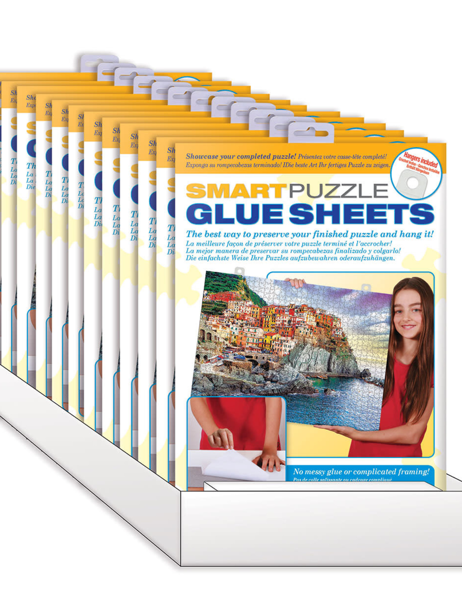 Eurographics Puzzle Glue Sheets