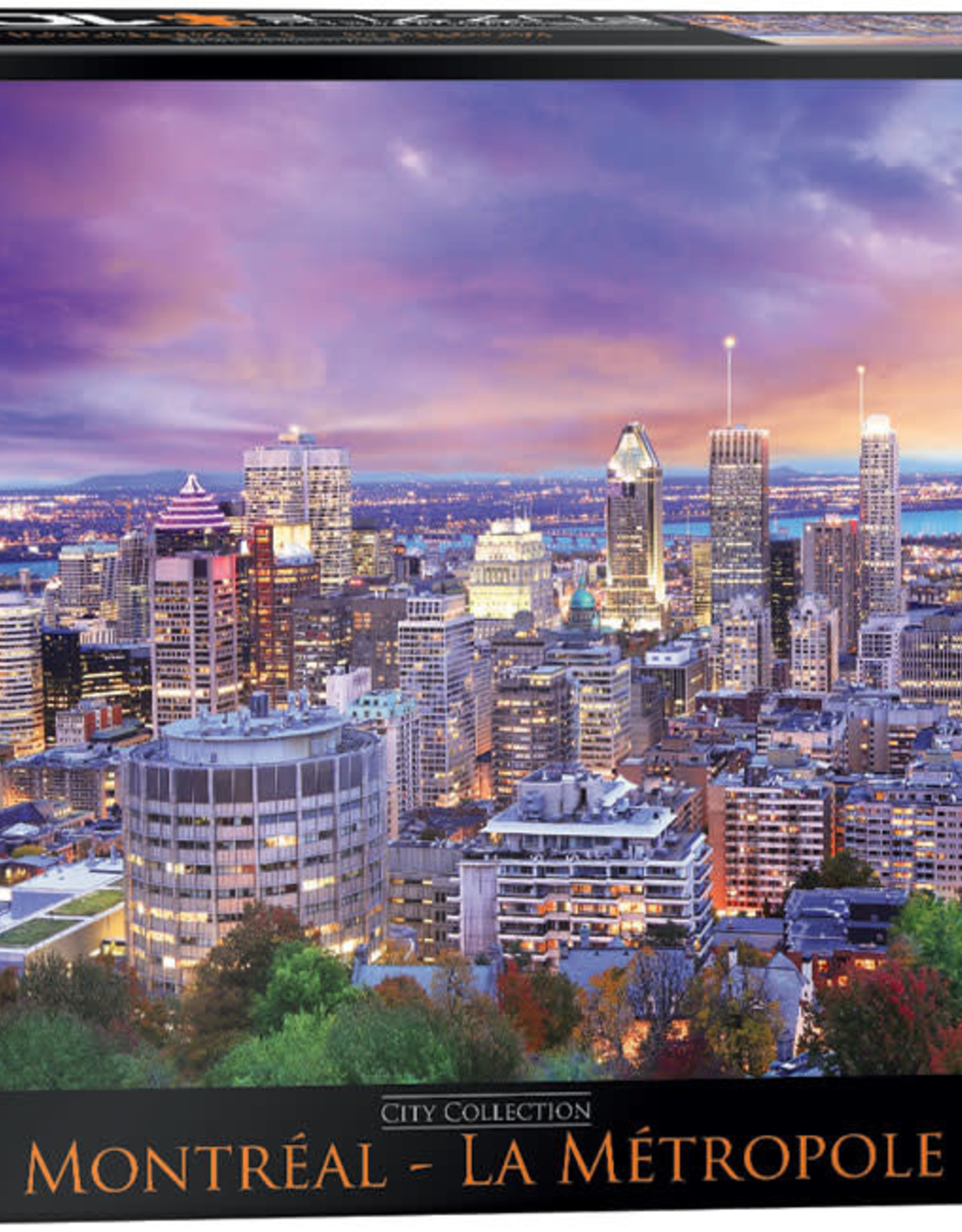 Eurographics Montreal La Metropole HDR Photography 1000pc