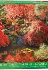 Eurographics Butchart Japanese Gardens 1000pc
