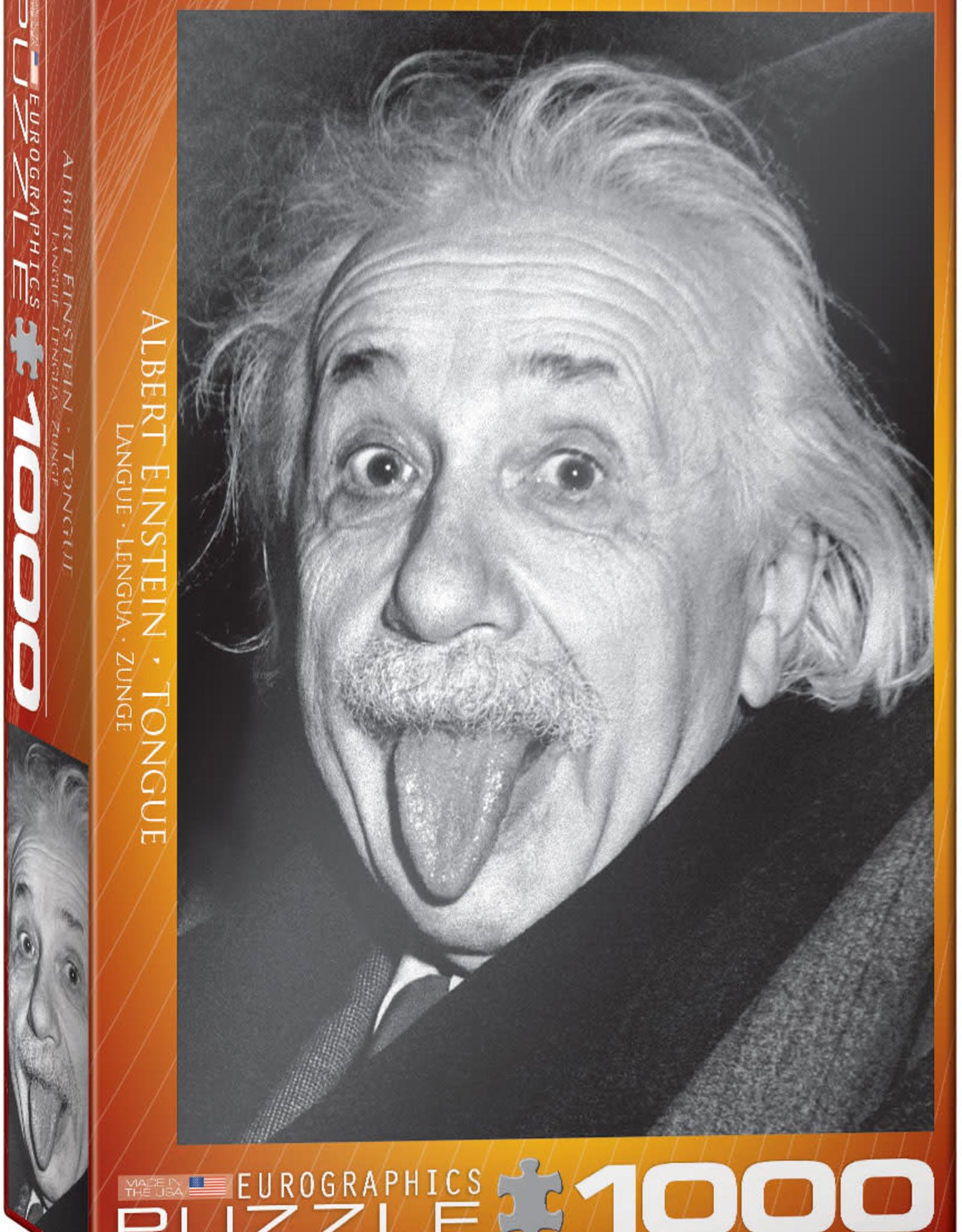 Eurographics Einstein Tongue 1000pc