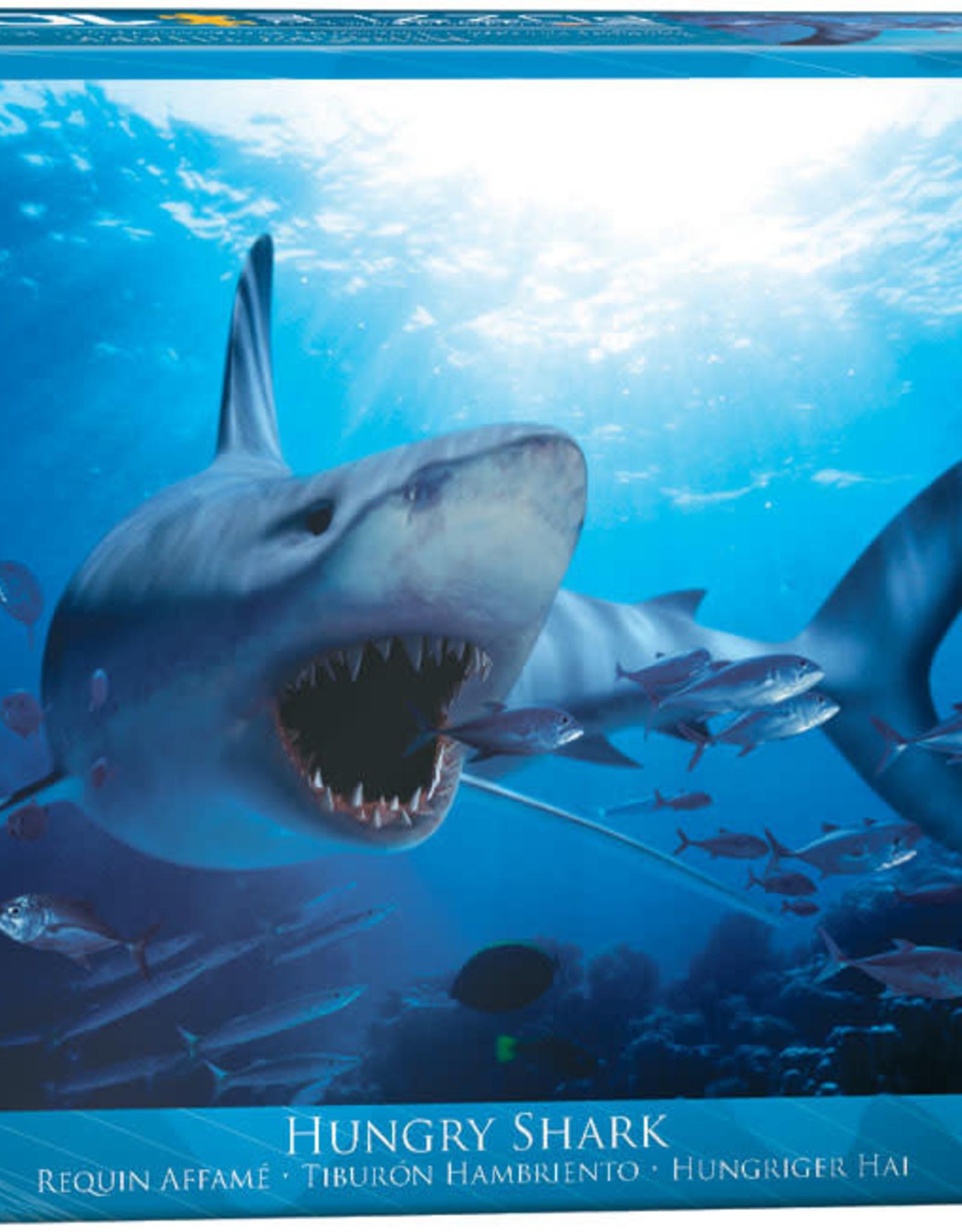 Eurographics Hungry Shark