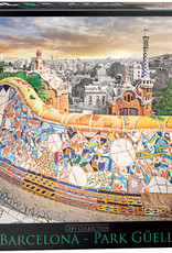 Eurographics Barcelona Park Guell HDR Photography 1000pc