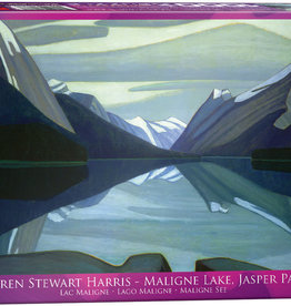 Eurographics Maligne Lake - Jasper Park 1000pc