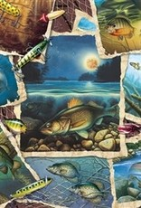Cobble Hill Fish Pics 1000pc