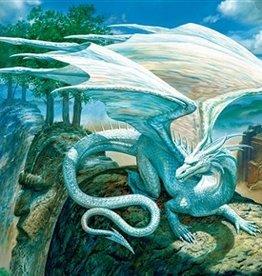 Cobble Hill White Dragon 500pc
