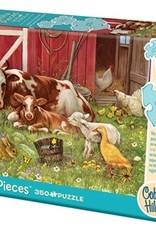 Cobble Hill Barnyard Babies 350 pc (Family)