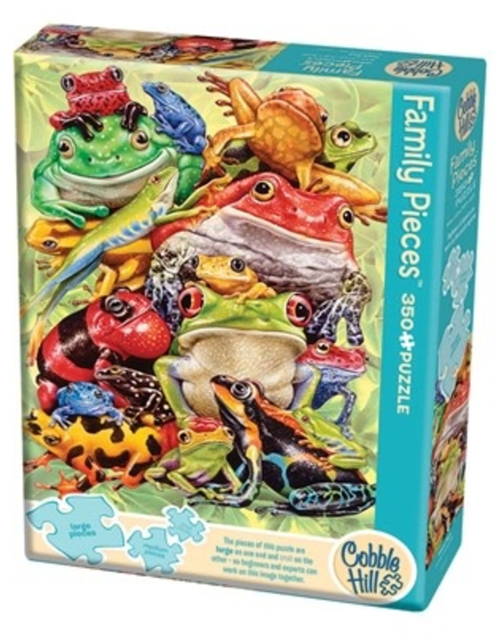 Cobble Hill Frog Pile (Family)