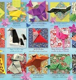 Cobble Hill Origami Animals 500pc