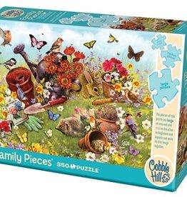 Cobble Hill Garden Scene (Family)