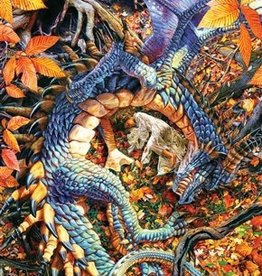 Cobble Hill Abby's Dragon 1000pc