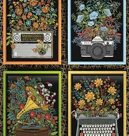 Cobble Hill Floral Objects 1000pc