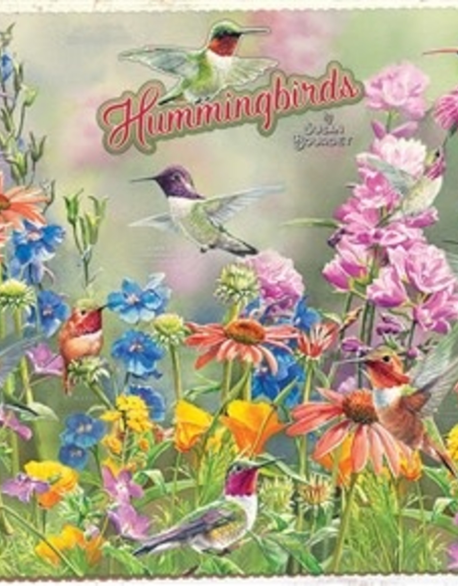 Cobble Hill Hummingbirds 1000pc