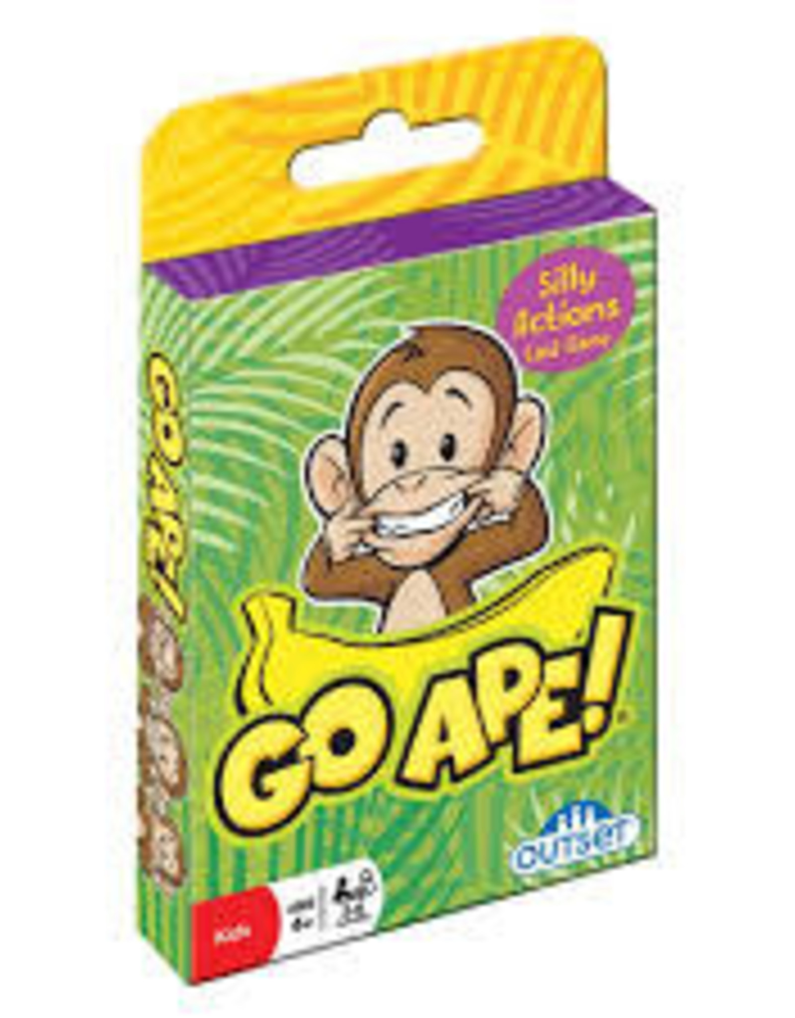 Outset Go Ape! Card Game