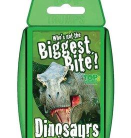 Top Trump Top Trumps: Dinosaurs