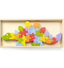 BeginAgain Dinosaur A-Z Puzzle
