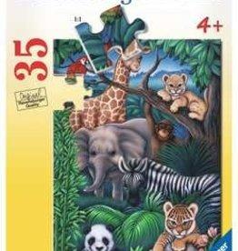 Ravensburger Animal Kingdom 35 Pc Puzzle