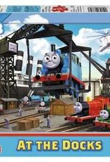 Ravensburger Thomas & Friends At the Docks 35 Pc Puzzle